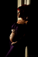 pregnancy portrait